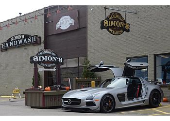 Chicago auto detailing service Simon's Shine Shop