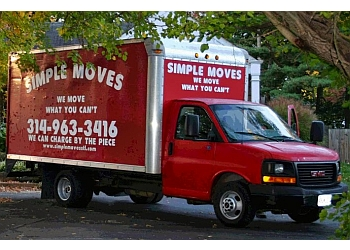 St Louis moving company Simple Moves