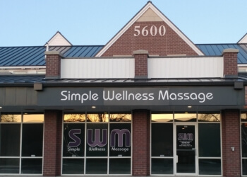 Lincoln massage therapy Simple Wellness Massage