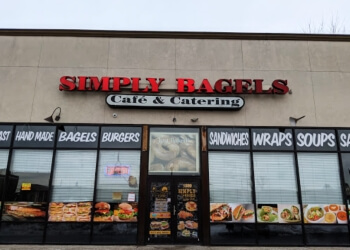 Newark bagel shop Simply Bagels