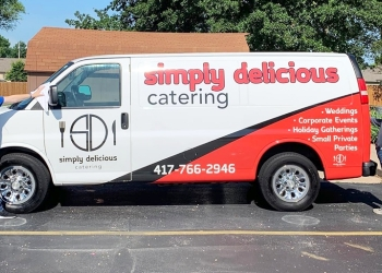 Springfield caterer Simply Delicious Catering LLC