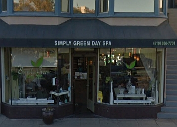 Oakland spa Simply Green