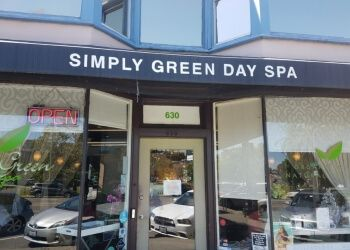 Oakland spa Simply Green Day Spa