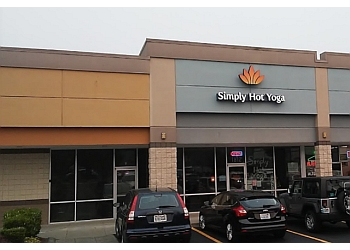 Tacoma yoga studio Simply Hot Yoga Wellness Center