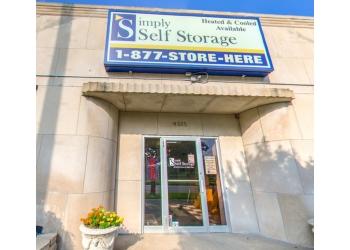 Minneapolis storage unit Simply Self Storage