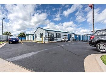 Norman storage unit Simply Self Storage