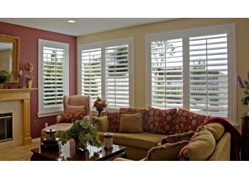 Montgomery window treatment store Simply Shutters and Blinds