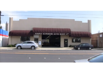 Concord auto body shop Simply Superior Auto Body