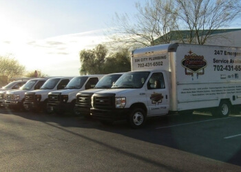 Henderson plumber Sin City Plumbing & Maintenance LLC
