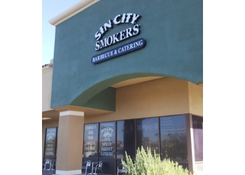 Henderson caterer Sin City Smokers