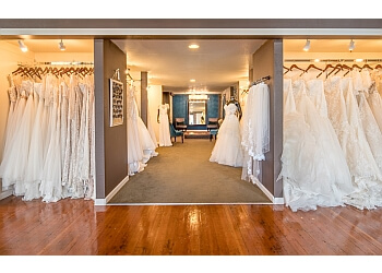 Vancouver bridal shop Sincerely The Bride