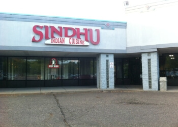 Lansing indian restaurant Sindhu Indian Cuisine