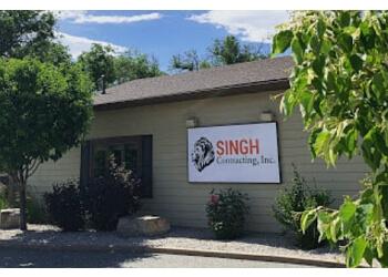 Billings roofing contractor Singh Contracting Inc.