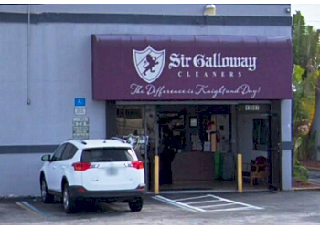 Miami dry cleaner Sir Galloway Cleaners