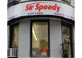 Boston printing service Sir Speedy