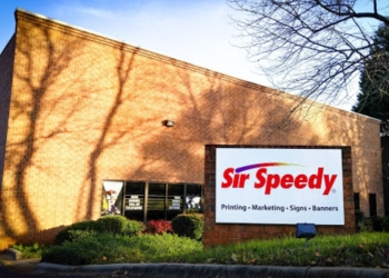 Charlotte printing service Sir Speedy