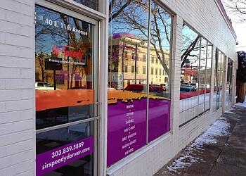 Denver printing service Sir Speedy Printing and Marketing Services