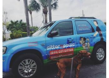 Fort Lauderdale dog walker Sitter4Paws
