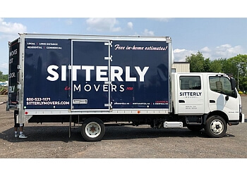 Springfield moving company Sitterly Movers