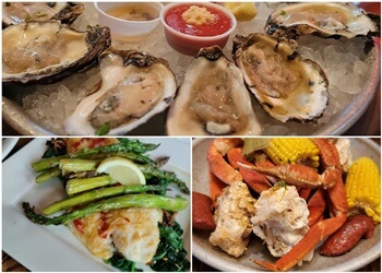 Atlanta seafood restaurant Six Feet Under Pub & Fish House