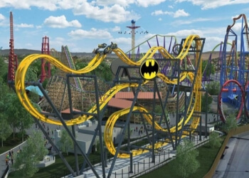 San Francisco amusement park Six Flags Discovery Kingdom