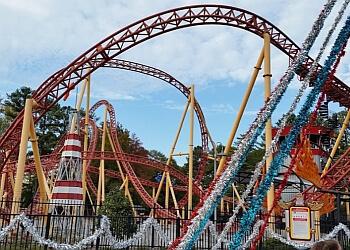 Atlanta amusement park Six Flags Over Georgia