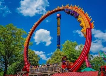 St Louis amusement park Six Flags St. Louis
