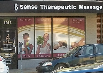 Winston Salem massage therapy Sixth Sense Health and Wellness Center