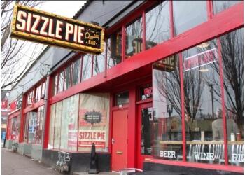 Portland pizza place Sizzle Pie
