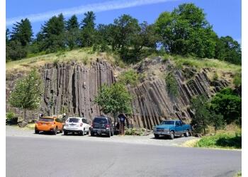 Eugene public park Skinner Butte Park