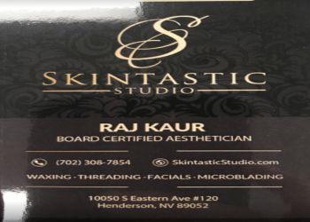 Henderson spa Skintastic Studio