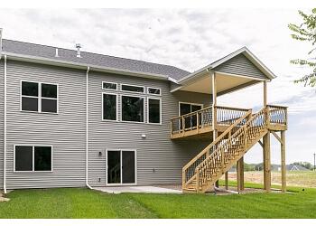 Cedar Rapids home builder Skogman home