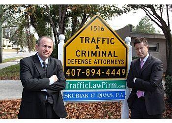 Orlando dui lawyer Skubiak & Rivas, P.A