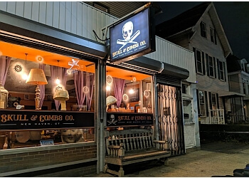 New Haven hair salon Skull & Combs Co.