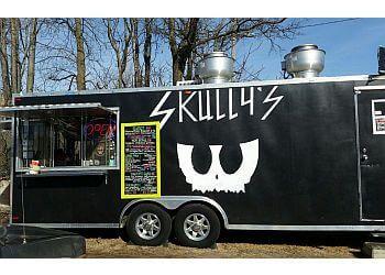 Springfield food truck Skully's Food Truck