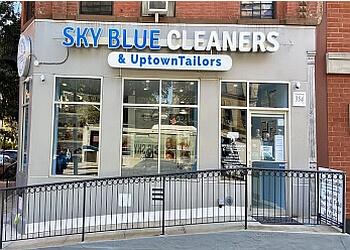 New York dry cleaner Sky Blue Cleaners & UptownTailors
