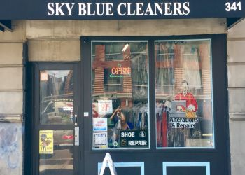 New York dry cleaner Sky Blue Dry Cleaning & Tailoring