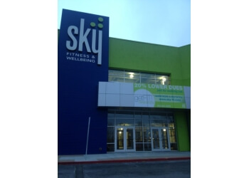 Tulsa gym Sky Fitness & Wellbeing- Midtown