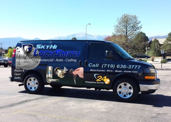 Colorado Springs locksmith SkyHi Locksmith