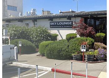 Santa Rosa steak house Sky Lounge