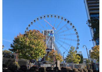 Atlanta amusement park SkyView Atlanta