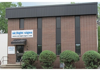 Rochester sign company Skylight Signs Inc.