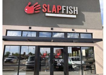 Albuquerque seafood restaurant Slapfish