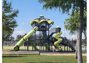 Laredo public park Slaughter Park