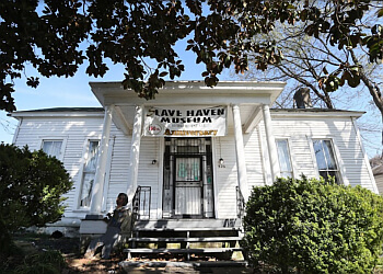 Memphis landmark Slave Haven Underground Railroad Museum