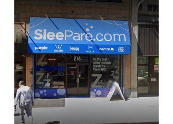 New York mattress store SleePare Mattress Store NYC