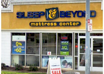 Fremont mattress store Sleep & Beyond Mattress Center