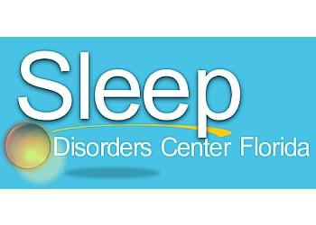 Port St Lucie sleep clinic Sleep Disorders Center Florida