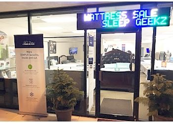 Jacksonville mattress store Sleep Geekz