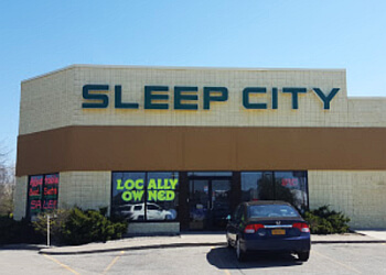 Rochester mattress store Sleep city